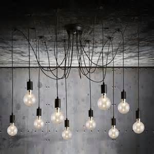 Edison Bulb Chandelier Edison Filament Bulb Vintage Chandelier Pendant L Buy