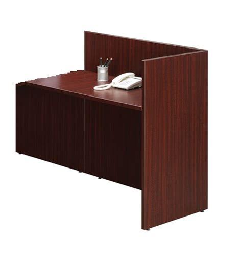 Reception Desk Shell Ndi Office Furniture Pl180 Reception Return Shell