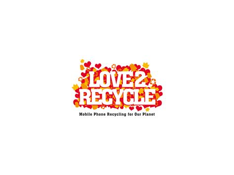 Beautiful Home Design Love 2 Recycle Total Brand Logo Design Branding