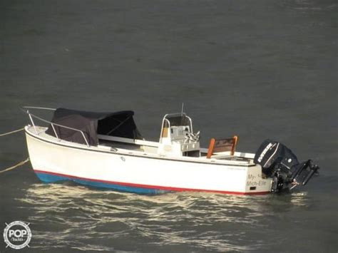 used center console boats for sale ma 1992 used tripp 22 center console center console fishing