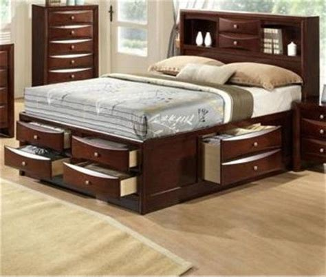 Bedroom Sets With Drawers Under Bed | 17 best images about beds on pinterest underbed storage