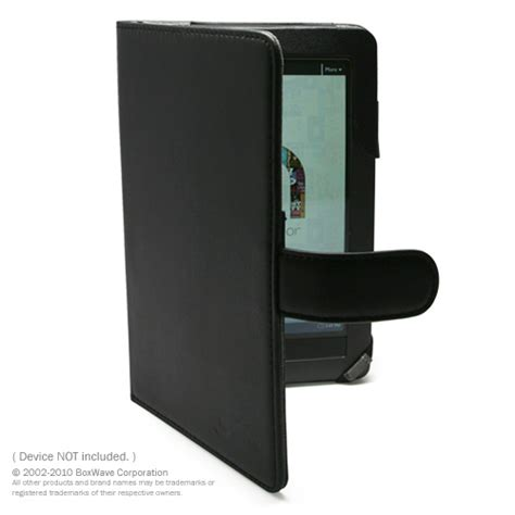 nook color covers nero leather elite nookcolor synthetic leather cases