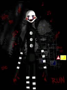The Marionette From Five Nights At Freddys » Home Design 2017