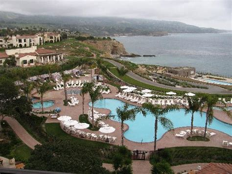 View from balcony   Picture of Terranea Resort, Rancho