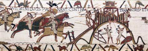 Histoire De La Tapisserie De Bayeux by Retour Sur L Histoire De La Tapisserie De Bayeux