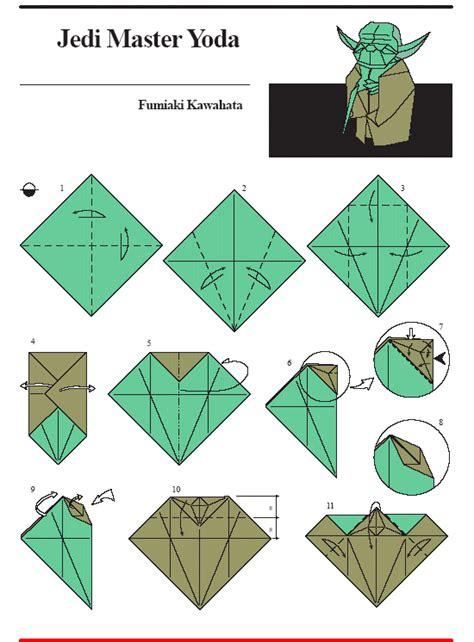 Origami Yoda Pdf - http hybridego net 요다님 종이로 접기