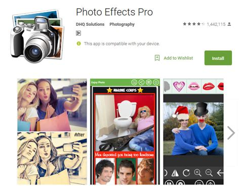 effects app android top 15 free photo editor apps for android andy tips