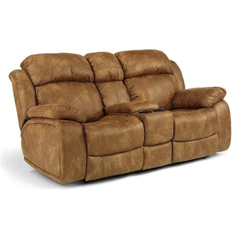 rocking loveseat recliner flexsteel latitudes como power gliding rocking recliner