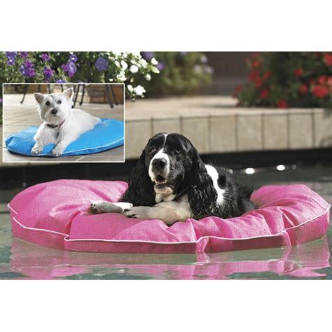 floating dog bed floating dog bed intended for your property diy pool