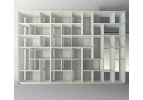 libreria rimadesio opus libreria con vani a giorno rimadesio milia shop