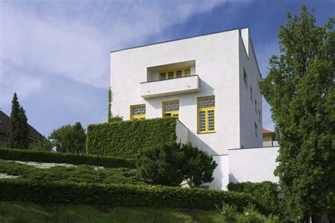 muller house villa mueller prague adolf loos building e architect