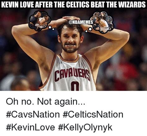Kevin Love Meme - kevin love after the celtics beat the wizards onbamemes