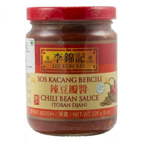 Cuci Gudang Botol Minyak Kecap Saus 1 Liter kum kee chili bean sauce 226g