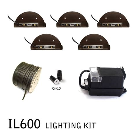 integral lighting il600 lighting kit