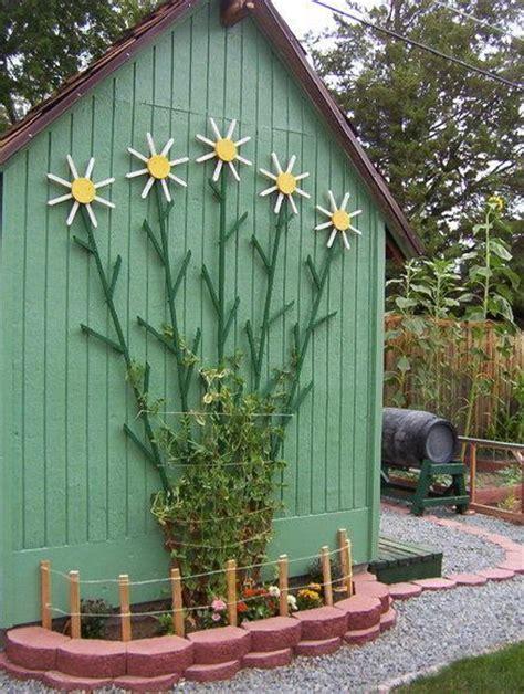Small Flower Trellis Unique Garden Trellis Ideas Photograph Diy Gardens For Sma
