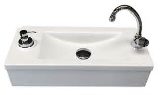 lavabo pmr compact pour erp