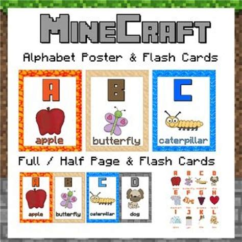 pattern for cutting letters for bulletin boards the alphabet posters bulletin board letters and minecraft on