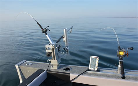 rainbow sport fishing boats attractor trolling for lake trout try these tips tricks