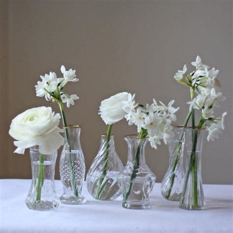 Glass Vases For Wedding Centerpieces Uk by Wedding Decorations Pressed Glass Vases