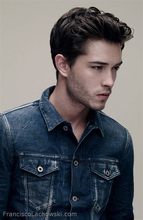 photos of models haircuts for chicos clothing francisco lachowski replay jeans fw2014 fashion models