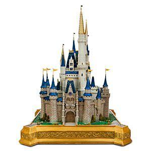 Disneyland Ceramic Magic Castle Tea Set - cinderella toys clothing and gifts