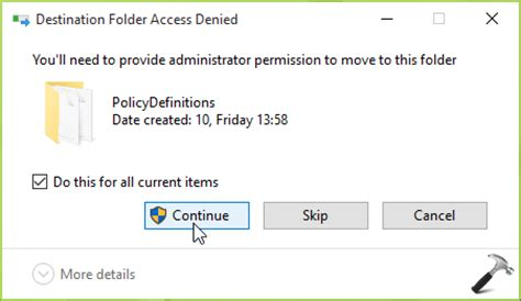 install windows 10 group policy templates guide install office 2016 group policy templates in