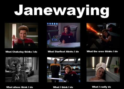 Star Trek Voyager Meme - 17 best images about star trek on pinterest star trek