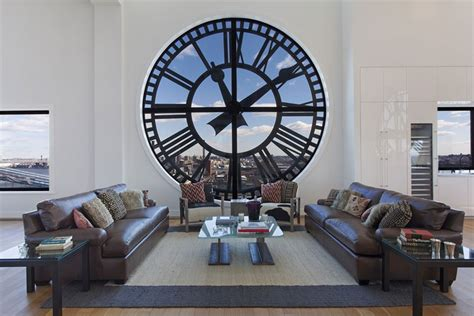 tower new york penthouse an clock tower converted into a penthouse 171 twistedsifter