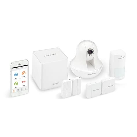 ismart alarm isa6 premium package home security system