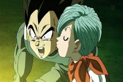 imagenes de goku besando a bulma imagenes de vegeta y bulma enamorados online descargar