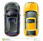 Vector Spanish Cars Stock Illustration Of Color