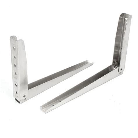 Stainless Steel Shelf Brackets by Popular Stainless Steel Folding Shelf Bracket Buy Cheap