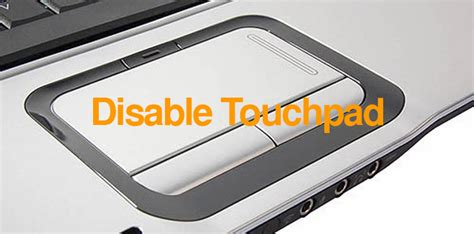 5 methods on disabling the touchpad for windows linux and macosx