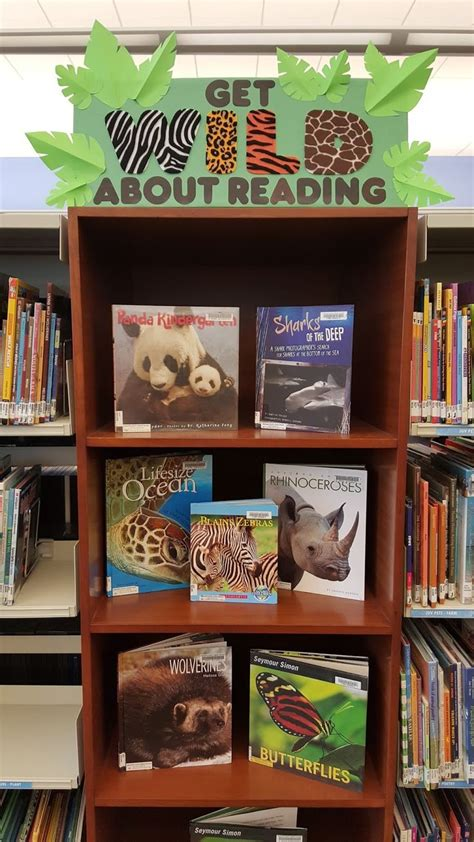 themes for book displays top 5 classroom reading displays my everyday classroom