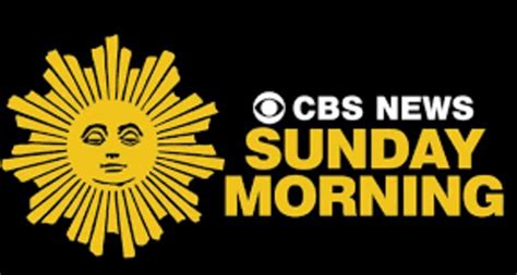 sunday morning show pwac this sunday on cbs points with a crew