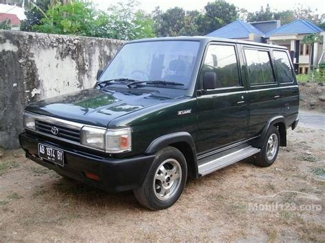 Kijang Grand Tahun 1995 jual mobil toyota kijang 1995 1 5 di yogyakarta manual mpv