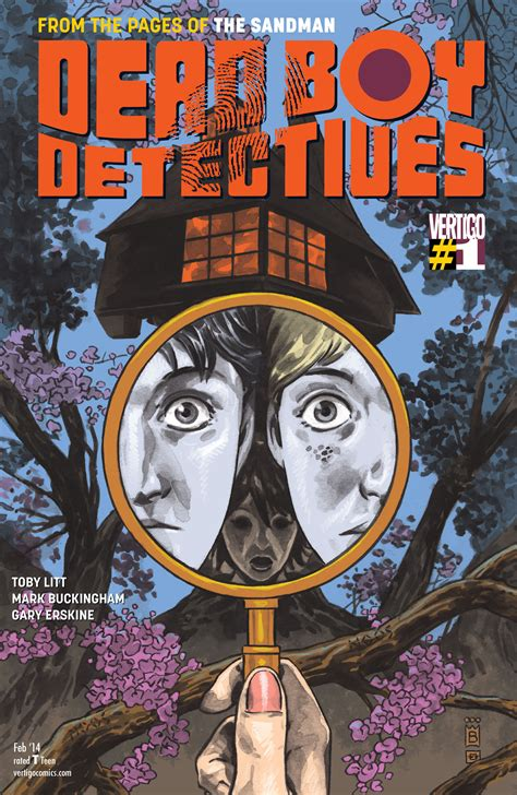 Dead Boy Detectives Volume 2 Tp dead boy detectives vol 2 1 dc database fandom powered