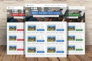 Brochure Templates For Real Estate by 10 Professional Real Estate Brochure Templates Free