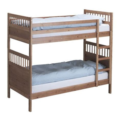bunk bed ikea ikea toddler bunk bed hack hemnes 2段ベッドフレーム ikeaの画像