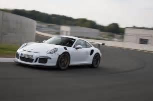 Porsche Gt3 Rs 0 60 2016 Porsche 911 Gt3 Rs Drive Review Motor Trend
