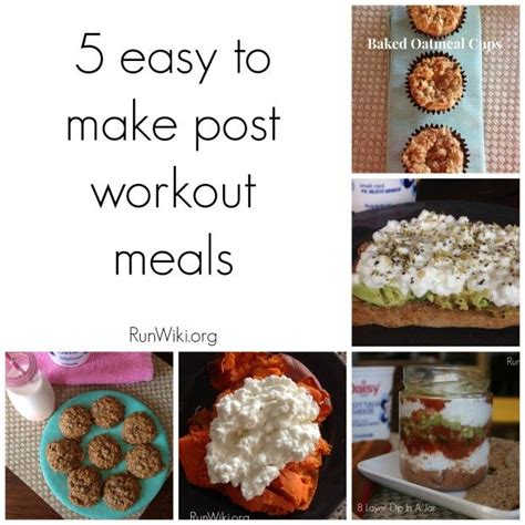 Cottage Cheese Post Workout by 1000 Ideas About Post Workout Meals On