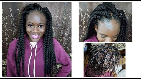box braids vs individuals box braids vs individuals natural hair individual braids