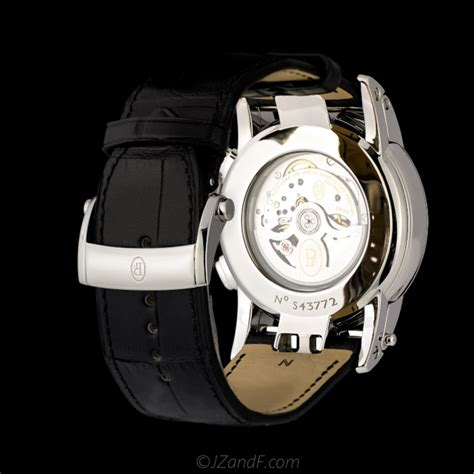 parmigiani transforma steel automatic chronograph