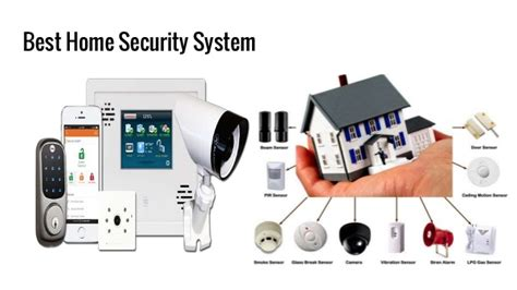 home security systmes home design