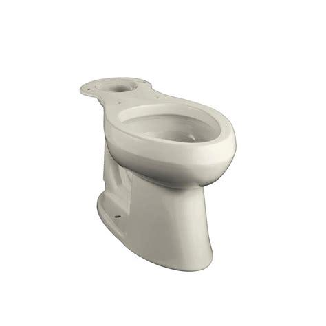 kohler elongated comfort height toilet kohler highline comfort height elongated toilet bowl only