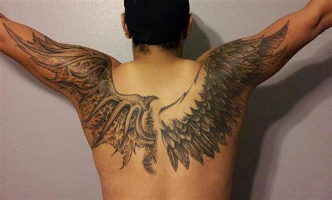 Tattoo Alas De Angel Y Demonio | tatuajes de 225 ngeles y demonios