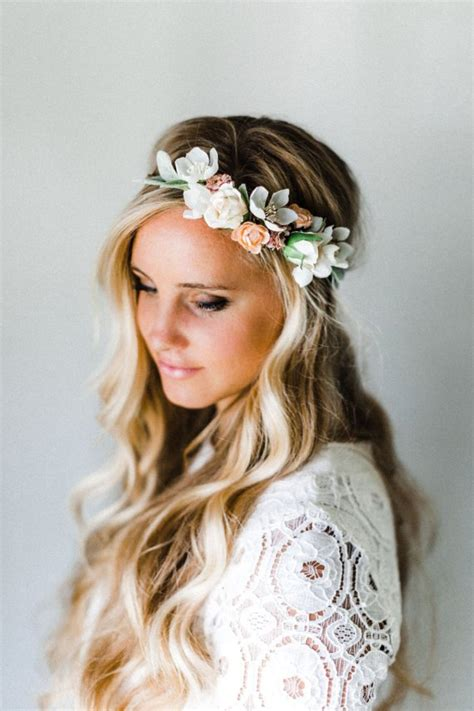 Wedding Hairstyles Without Veils by 50 Best Bridal Hairstyles Without Veil Emmaline