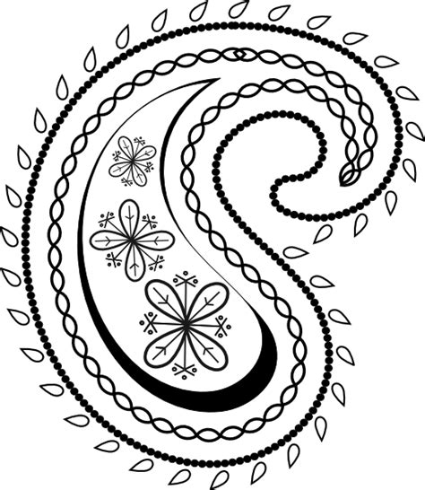 paisley pattern png 9 best images of modern art free printable paisley free