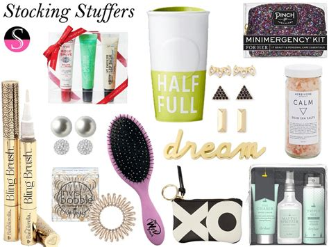 best stocking stuffers 2016 the best stocking stuffers 2016 styled to sparkle