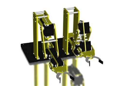 membuat robot arm cara membuat robot muhammadrafi666